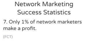 How to secceed in network marketing